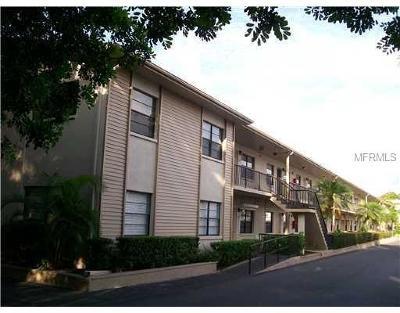 St Petersburg Condo For Sale: 5967 Terrace Park Drive N #106