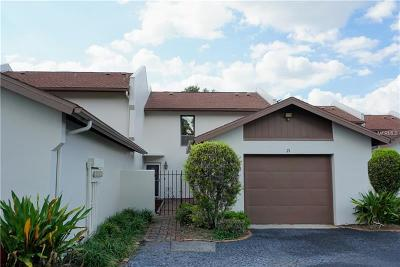Seminole Townhouse For Sale: 7501 Cumberland Road #21