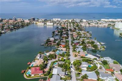 Saint Pete Beach, St Pete Beach Single Family Home For Sale: 701 59th Avenue
