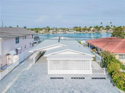 Treasure Island Multi Family Home For Sale: 11255 3rd Street E