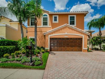 Tampa Single Family Home For Sale: 10706 Cape Hatteras Drive