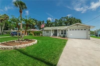 Port Richey Single Family Home For Sale: 5213 Bay Boulevard