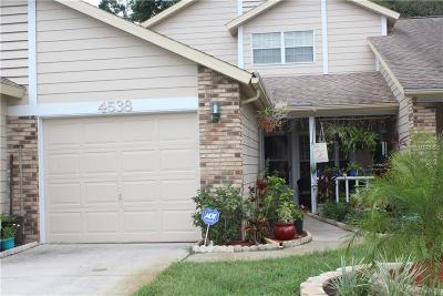 Pasco County Villa For Sale: 4538 Slippery Rock Road