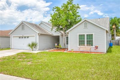 Tarpon Springs Single Family Home For Sale: 1499 Ridge Shore Dr
