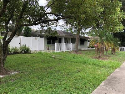 Hernando County, Hillsborough County, Pasco County, Pinellas County Single Family Home For Sale: 261 49th Street N