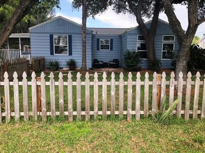 Gulfport Single Family Home For Sale: 3046 Dupont Street S