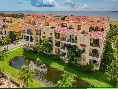 Apollo Beach Townhouse For Sale: 6421 Mayra Shores Lane