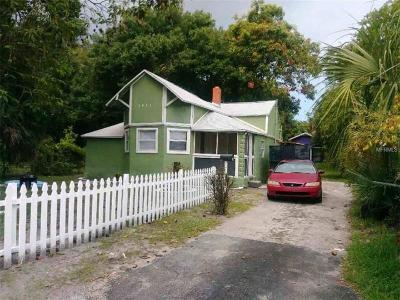 St Petersburg Single Family Home For Sale: 1411 14th Street S