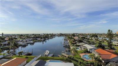 Treasure Island Single Family Home For Sale: 625 Capri Boulevard