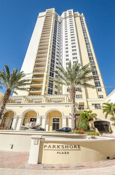 Saint Pete Beach, Saint Petersburg, St Pete, St Pete Beach, St Pete Beach., St Peterburg, St Petersburg, St. Petersburg Condo For Sale: 300 Beach Drive NE #1504