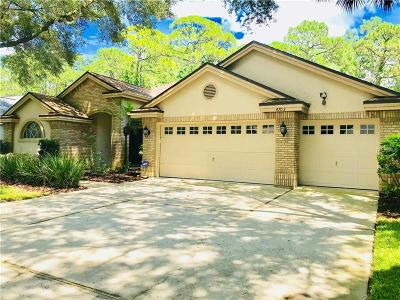 Palm Harbor Single Family Home For Sale: 4703 Wrentham Place