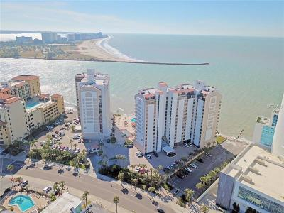 Clearwater Beach Condo For Sale: 450 S Gulfview Boulevard SW #1103