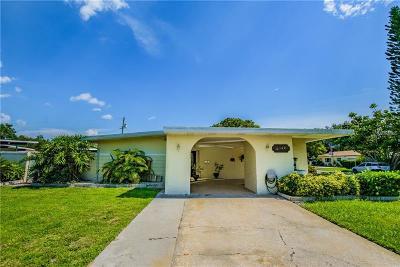 St Petersburg Single Family Home For Sale: 6142 Hampton Drive N