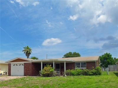 Holiday Single Family Home For Sale: 3531 Eisenhower Drive