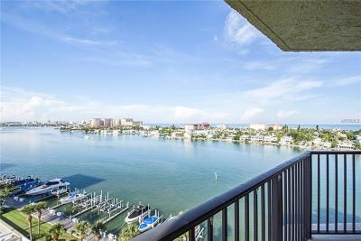 Clearwater, Clearwater Beach Condo For Sale: 700 Island Way #902