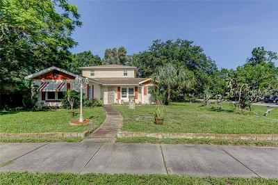 Gulfport Single Family Home For Sale: 2501 54th Street S