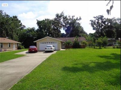 Holly Hill Single Family Home For Sale: 1557 Sunset Lane
