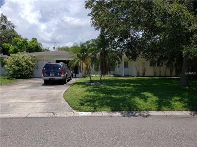 Clearwater Single Family Home For Sale: 809 Oxford Drive