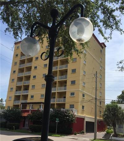 St Petersburg Condo For Sale: 316 8th Street S #602