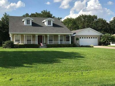 Winter Haven Single Family Home For Sale: 1415 Hidden Creek Lane