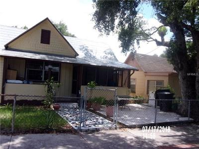 Tarpon Springs Single Family Home For Sale: 143 E Orange Street