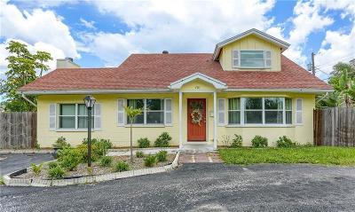 St Petersburg Single Family Home For Sale: 701 60th Avenue NE