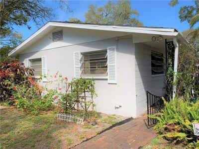 Gulfport FL Single Family Home For Sale: $278,000