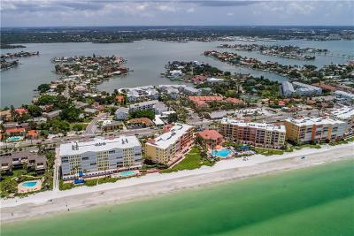 North Redington Beach Townhouse For Sale