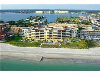 Madeira Beach Condo For Sale: 15208 Gulf Boulevard #507