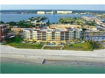 Madeira Beach, Madiera Beach Condo For Sale: 15208 Gulf Boulevard #507