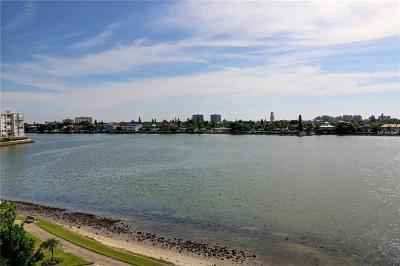 St Pete Beach Condo For Sale: 8000 Sailboat Key Boulevard S #301