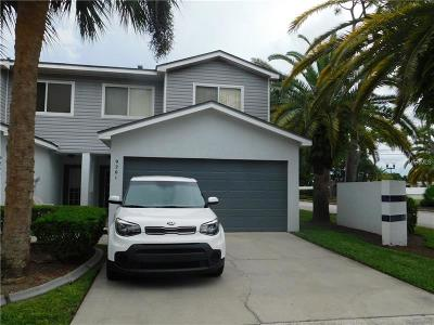 Largo Townhouse For Sale: 9201 Jakes Path