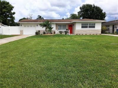 St Petersburg Single Family Home For Sale: 6589 22nd Street N