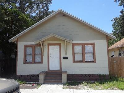 St Petersburg Single Family Home For Sale: 1727 Prescott Street S