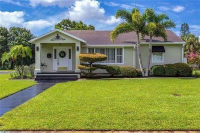 St Petersburg Single Family Home For Sale: 170 39th Avenue NE