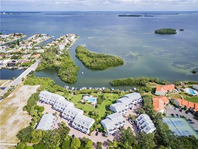 Tierra Verde Townhouse For Sale: 1375 Pinellas Bayway S #25