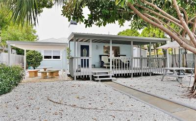 St Pete Beach Single Family Home For Sale: 638 70th Avenue