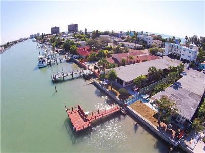Treasure Island Commercial For Sale: 8251 Bayshore Drive