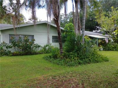 St Petersburg Residential Lots & Land For Sale: 5846 Magnolia Street N
