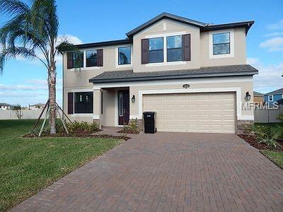 Lutz Single Family Home For Sale: 1834 Oak Hammock Court