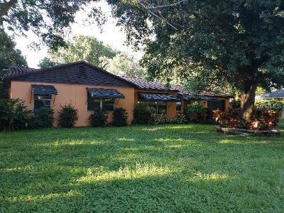 Single Family Home For Sale: 3511 W El Prado Boulevard