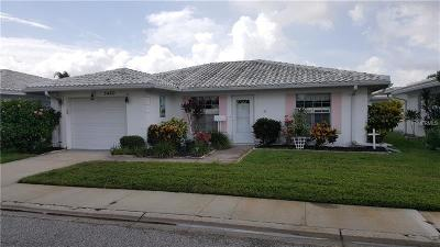 Pinellas Park Single Family Home For Sale: 5460 Orange Blossom Road N #79