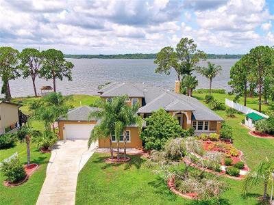 Oldsmar Single Family Home For Sale: 800 Shore Drive E