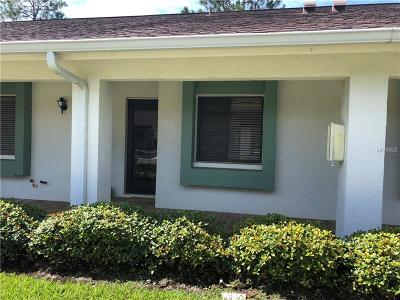 Clearwater Condo For Sale: 2545 Laurelwood Drive #9-B