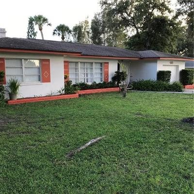 Belleair Single Family Home For Sale: 225 S Garden Circle