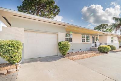 South Pasadena Single Family Home For Sale: 6600 Gulfport Boulevard S