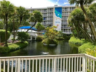 St Pete Beach Condo For Sale: 5500 Gulf Boulevard #3255