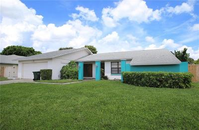 Largo Single Family Home For Sale: 3106 Hilltop Lane