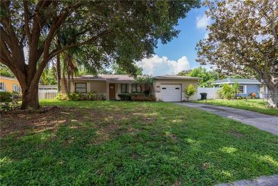 Hernando County, Hillsborough County, Pasco County, Pinellas County Single Family Home For Sale: 5390 26th Avenue N