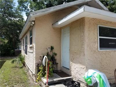 St Petersburg Single Family Home For Sale: 1023 9th Place S